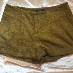 THML dressy shorts